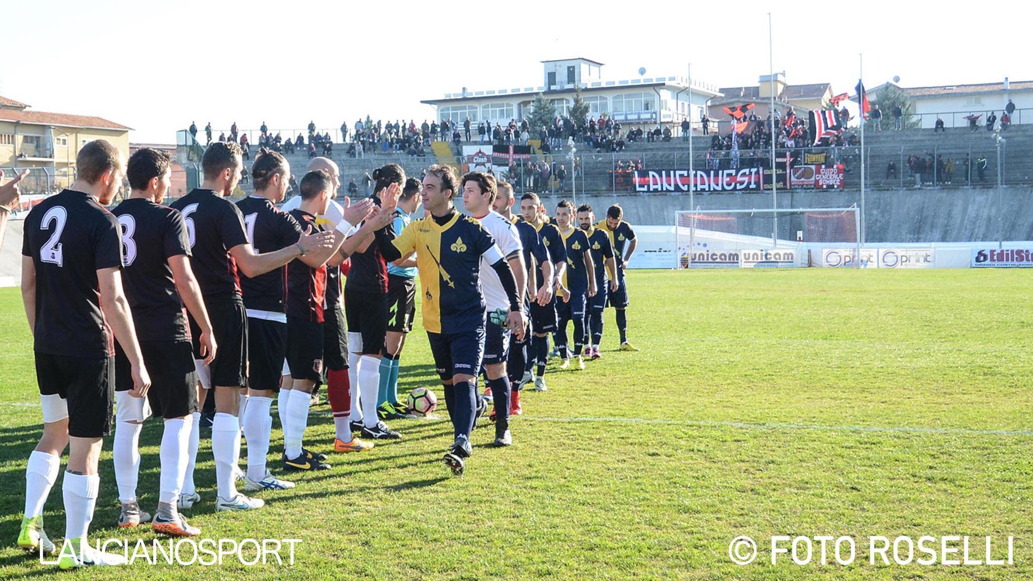 Lanciano-Athletic, biglietti in prevendita al Micolucci