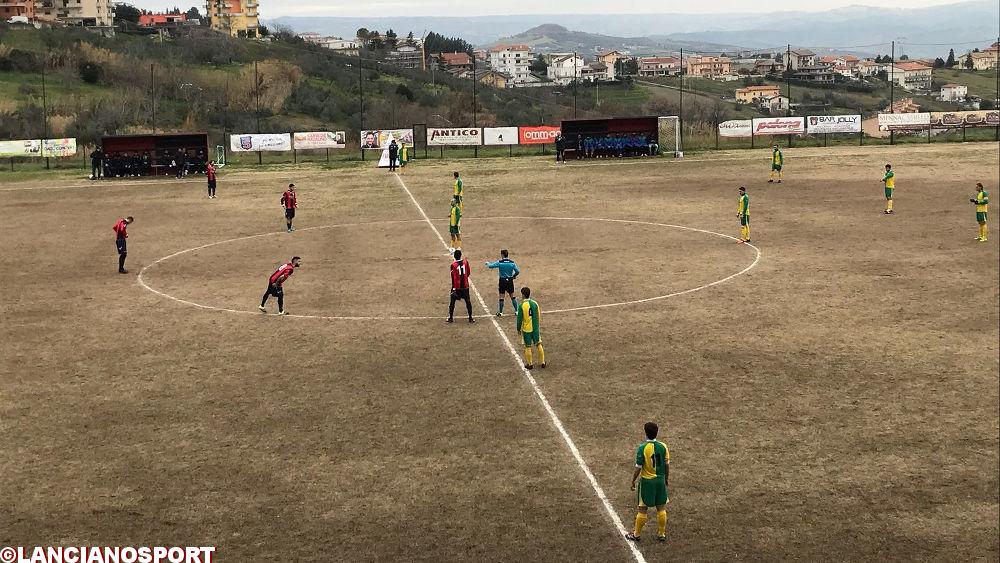 Pari con la Virtus Ortona: Atessa ai play off regionali di Prima. La Val di Sangro resta in Promozione
