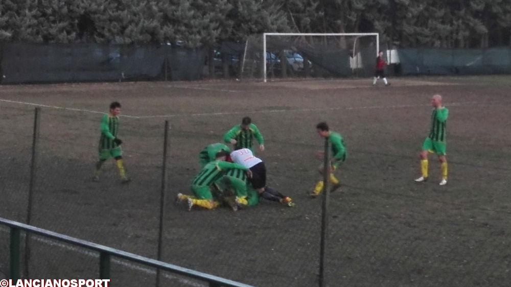 Marcatori: Del Peschio a +6 in classifica e tre doppiette decisive nel girone B