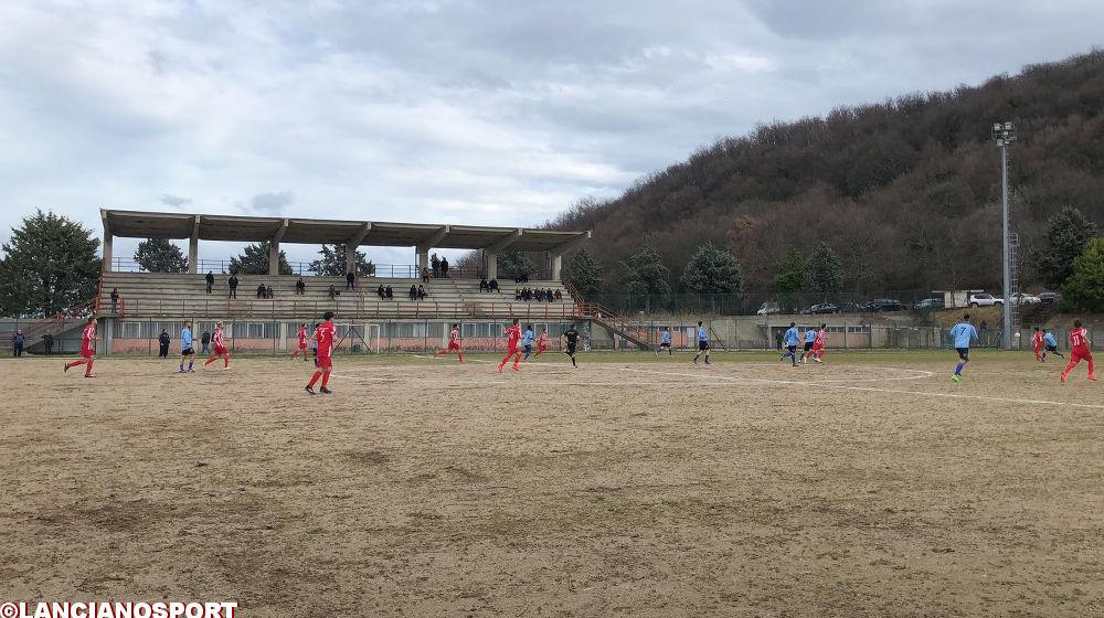 Recuperi: Vasto M. espugna Fresa e scavalca l'Athletic, al Rocca la sfida-salvezza col San Vito