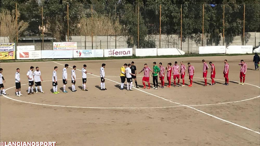 Athletic ko nello scontro play off a Vasto, Atessa resta nella scia della Virtus Ortona