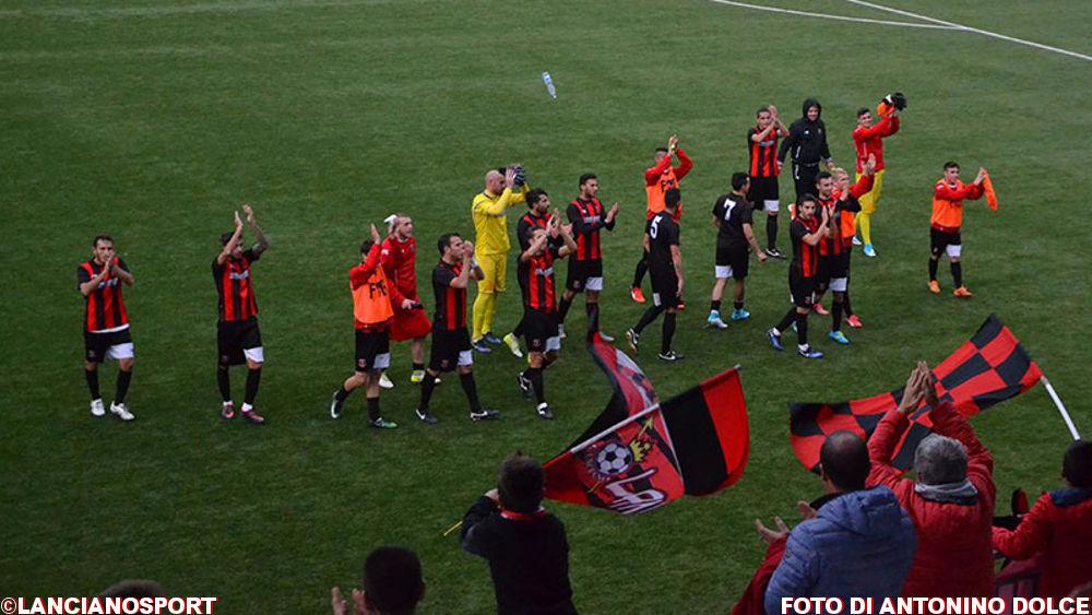 Oggi allo stadio il Lanciano festeggia la Promozione
