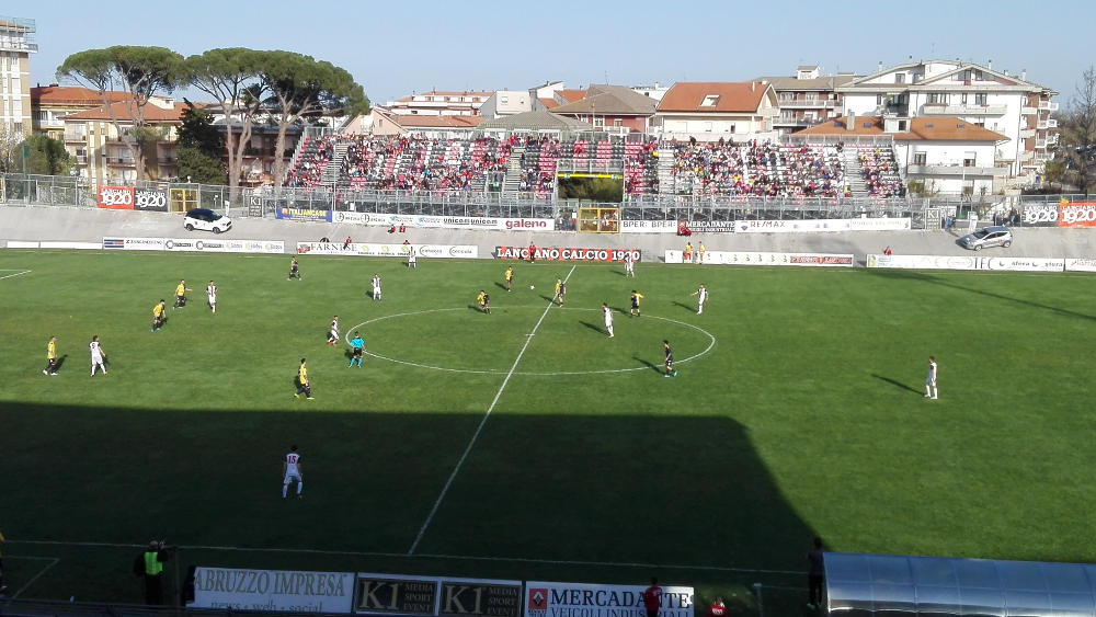 Lanciano-Athletic Lanciano 5-0