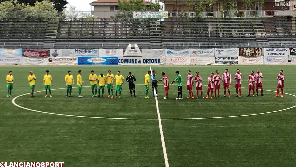 Al via play off e play out di Prima. Promozione ed Eccellenza legate alla salvezza del San Nicolò in D