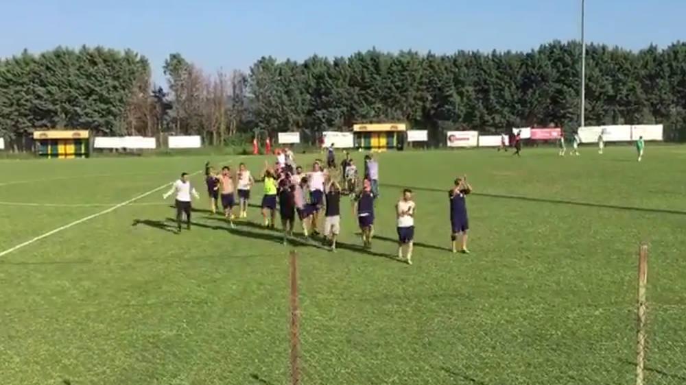 Play out: il Tre Ville di Bucci supera il Roccaspinalveti e resta in Prima Categoria