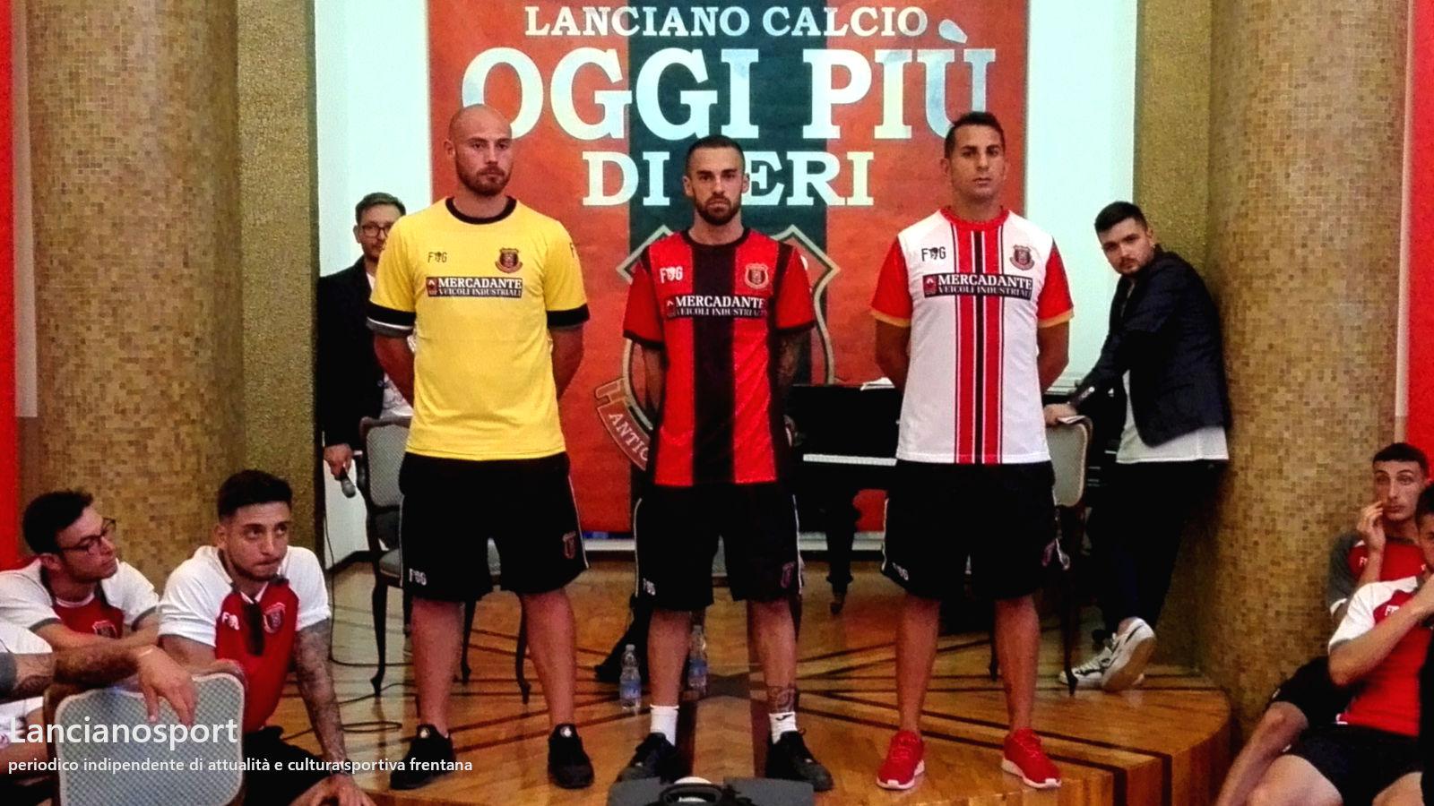 La maglia 2018-2019 del Lanciano ispirata al '68: una tradizione che va dagli anni '30 alla Serie B