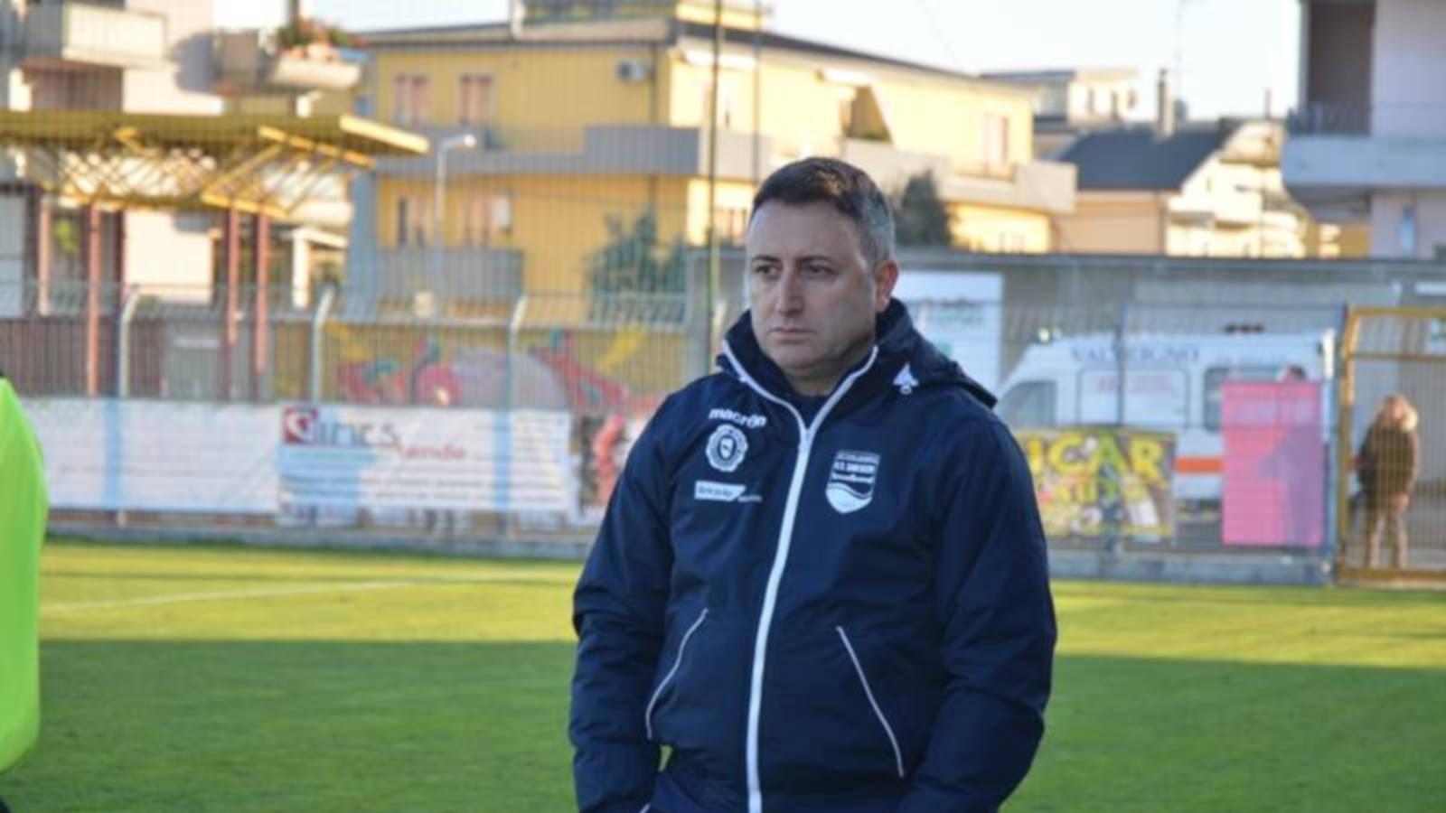 Marinucci è il nuovo tecnico dei Giovanissimi del Lanciano