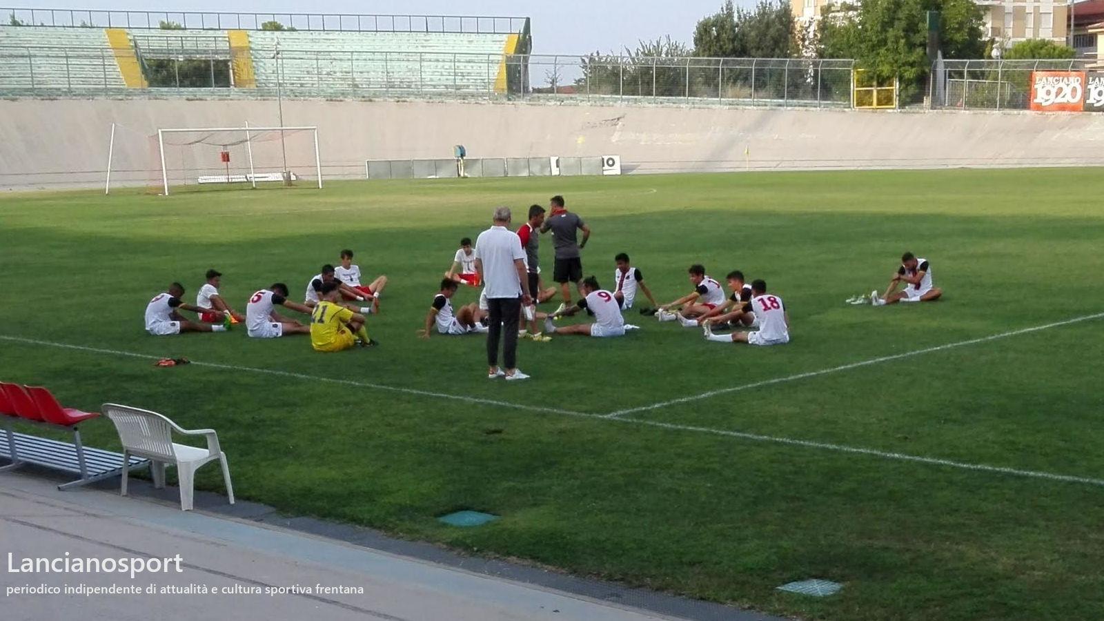 Del Grosso: «Buona prova con una bella squadra di D. Fuori quota? In campo chi è più in forma»