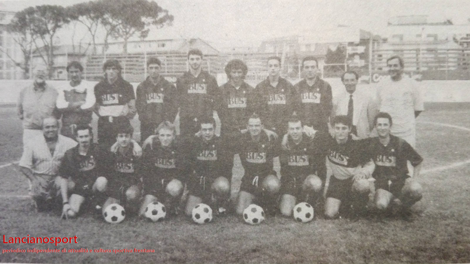 La vittoria nella Promozione 1992-93: quando col Lanciano 90 dell'ingegner Mercadante cominciò la risalita