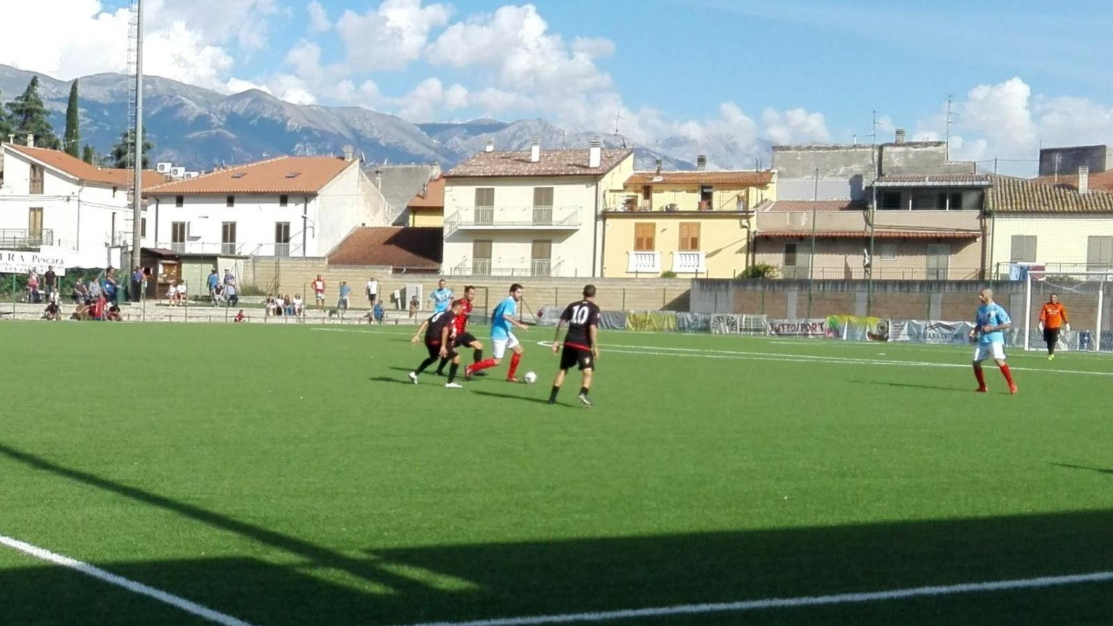 Seconda giornata: a Lanciano arriva il River, al Fonte Cicero c'è il derby Val di Sangro-Piazzano
