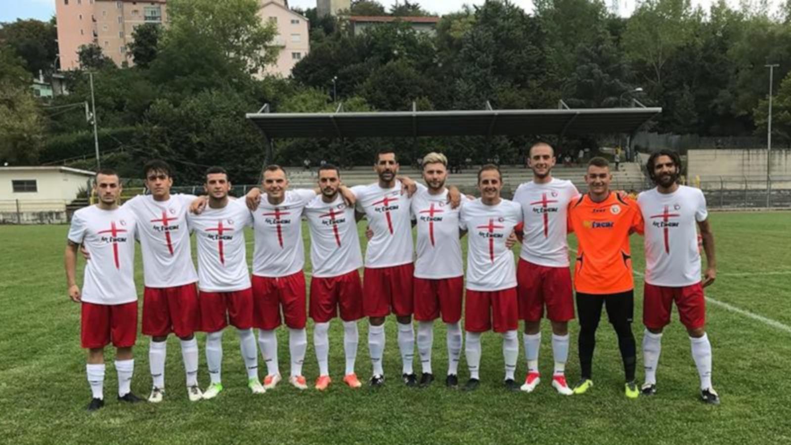 Sant'Anna corsaro a Guardiagrele: Bucchianico sconfitto 1-2