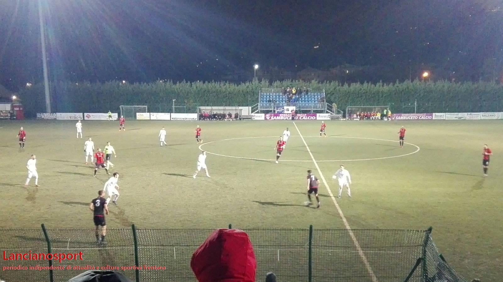 Sant'Anna-Lanciano 1-3