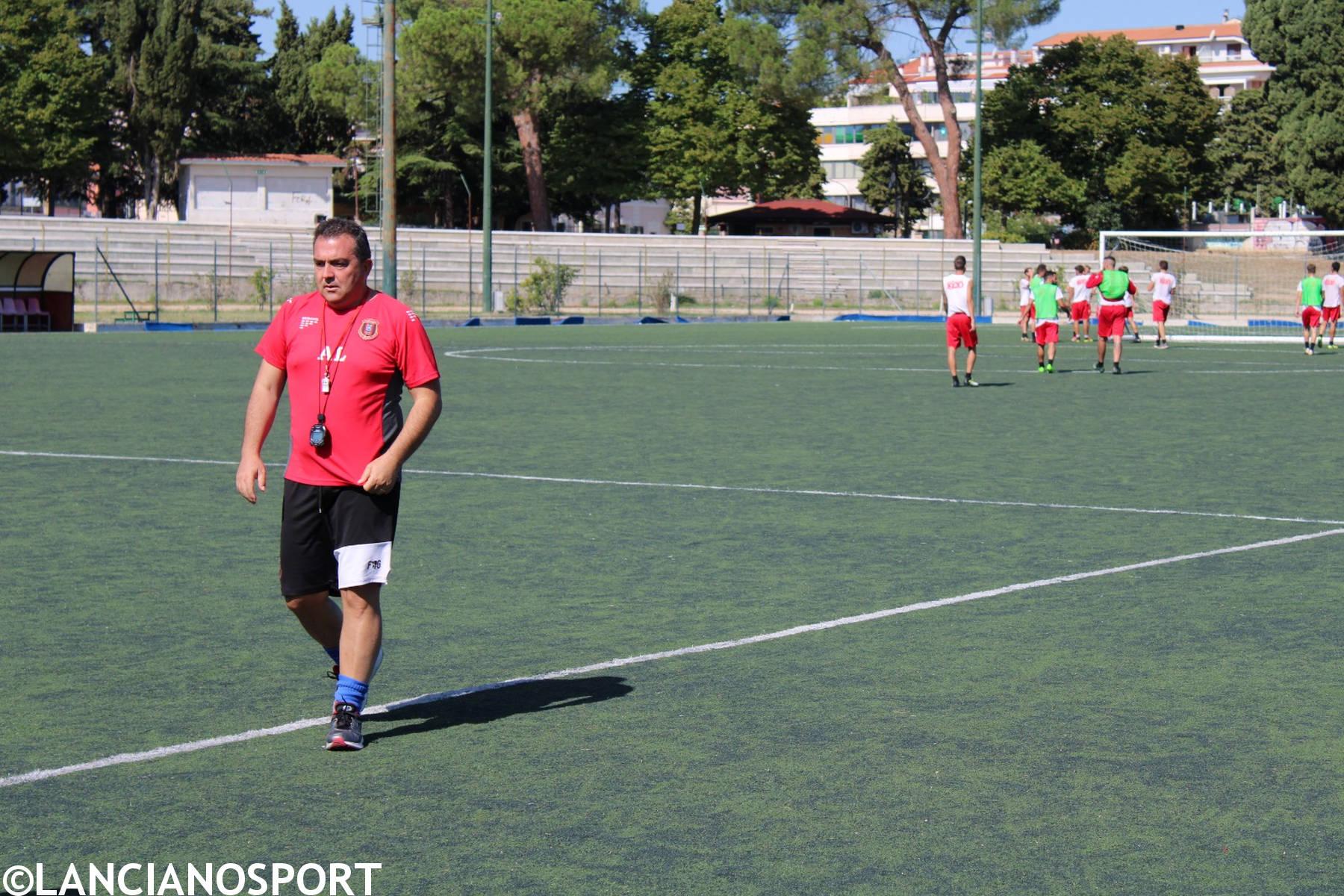 Lanciano di nuovo senza allenatore: anche Lucarelli se ne va