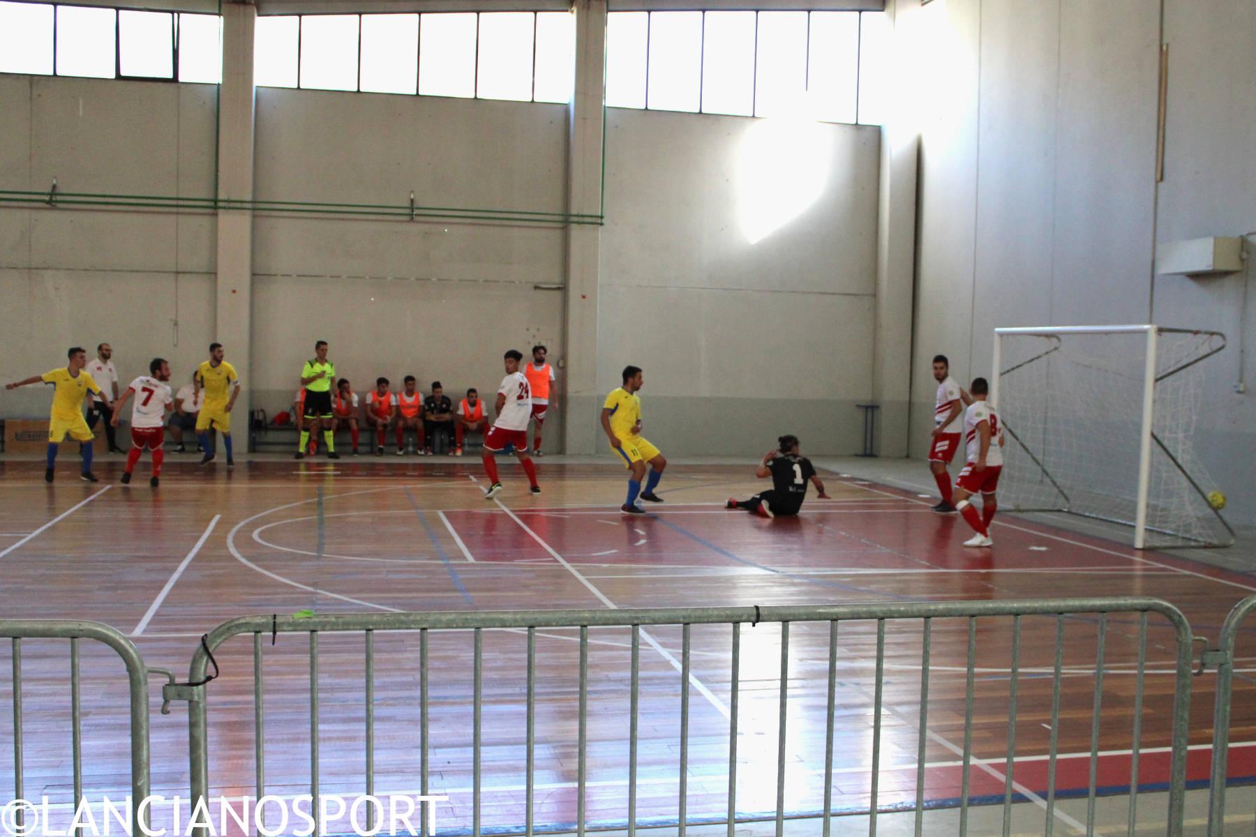 In C1 torna in testa Sulmona con 6 gol al prossimo avversario del Lanciano