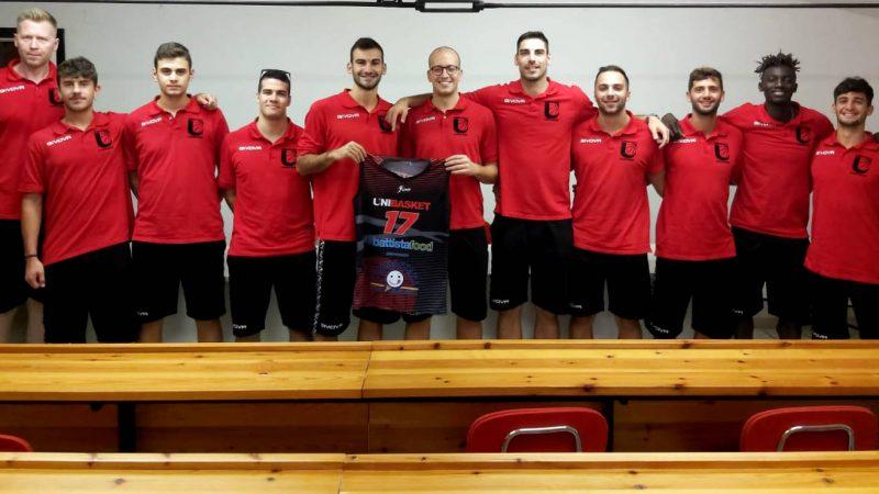 L'Unibasket presenta roster e divisa ufficiale per la Serie C Gold