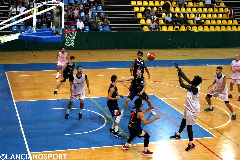 Sorpasso nel finale: Giulianova strappa all'Unibasket il torneo Città di Lanciano