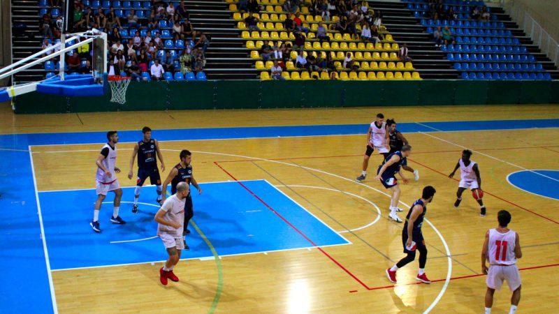 Unibasket sconfitta dalla Virtus Civitanova nell'ultima amichevole precampionato
