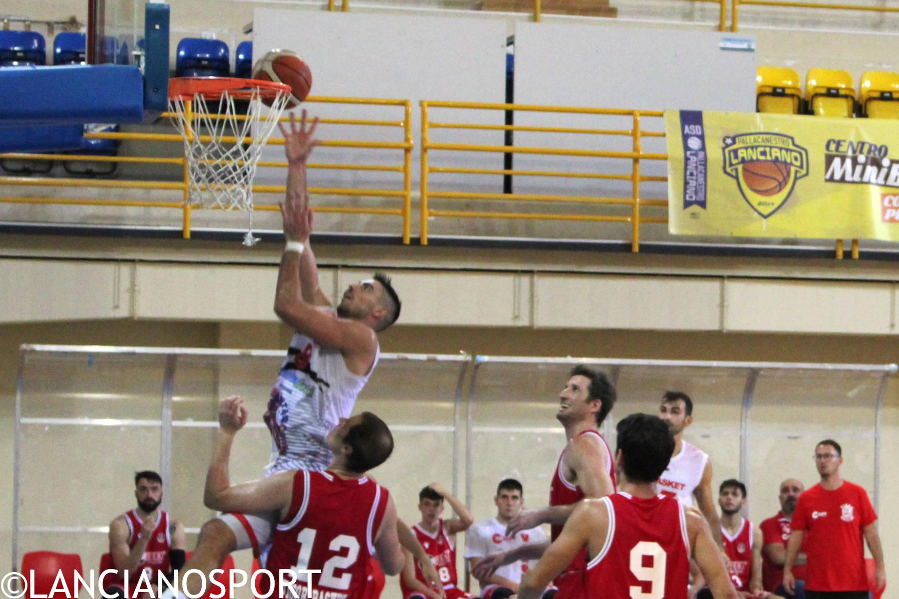 Unibasket ko all'esordio: a Lanciano passa la Vigor Matelica 📷