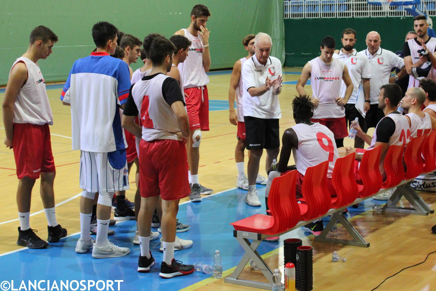 Torneo Città di Lanciano, la finale è Unibasket-Giulianova