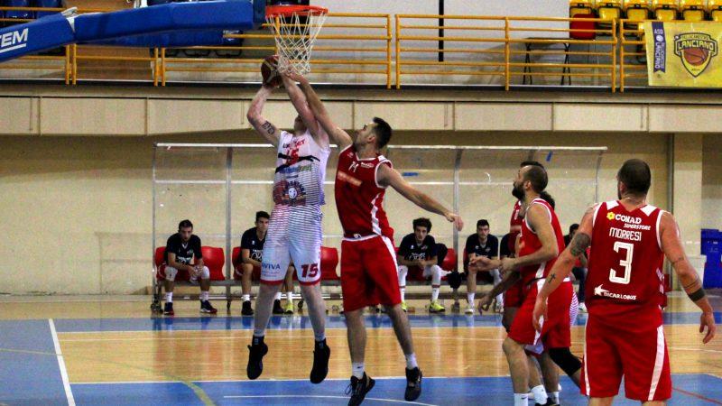Su Telemax si può rivedere Unibasket Lanciano-Vasto