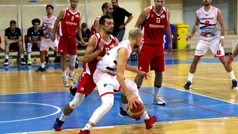 L'Unibasket travolge Vasto: il derby di C gold è rossonero 📸
