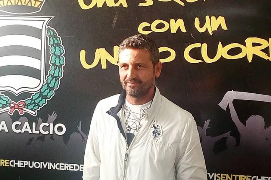 Del Grosso è il nuovo allenatore del Sora