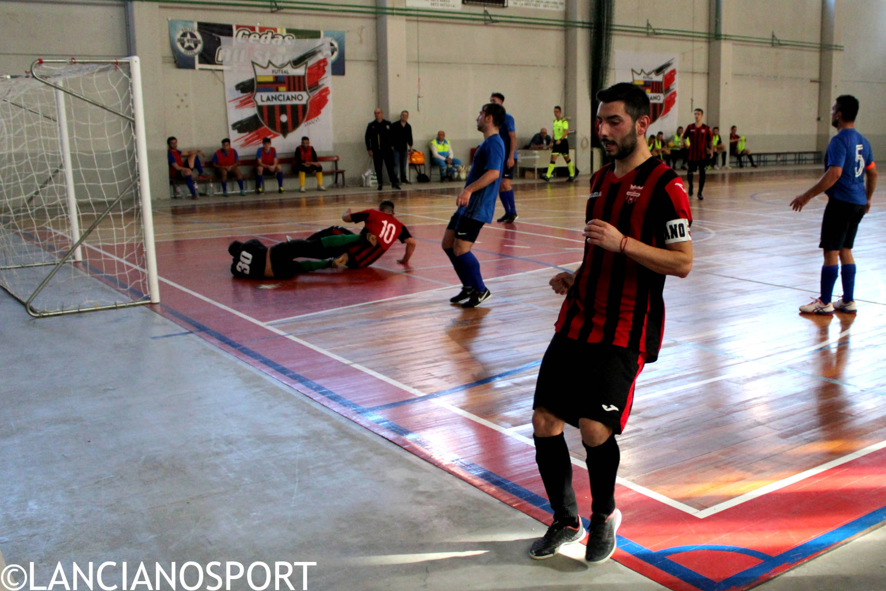 Terza vittoria del Lanciano, e sabato prossimo big match con la capolista Sulmona 📷