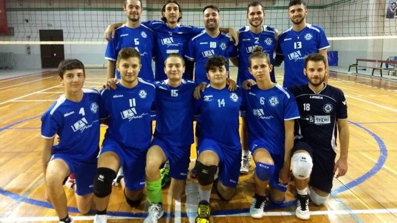In DM La Cedas strapazza l'Antoniana, in CF la Volleyball s'impone di misura