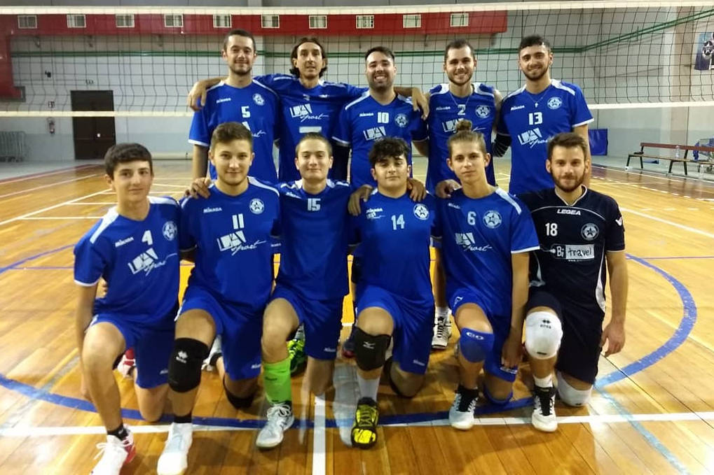 In DM La Cedas strapazza l'Antoniana, in CF la Volleyball s'impone di misura