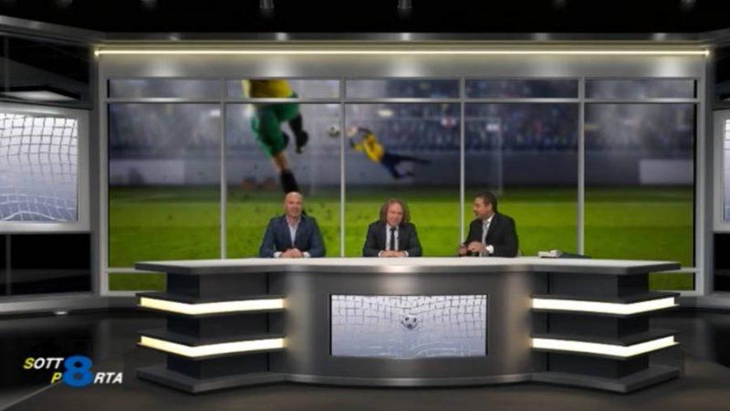 Domenica due partite di Eccellenza in streaming e Sottoporta in onda alle 18:45