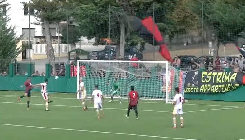 Pari nel recupero, Torrese-Nereto finisce 1-1