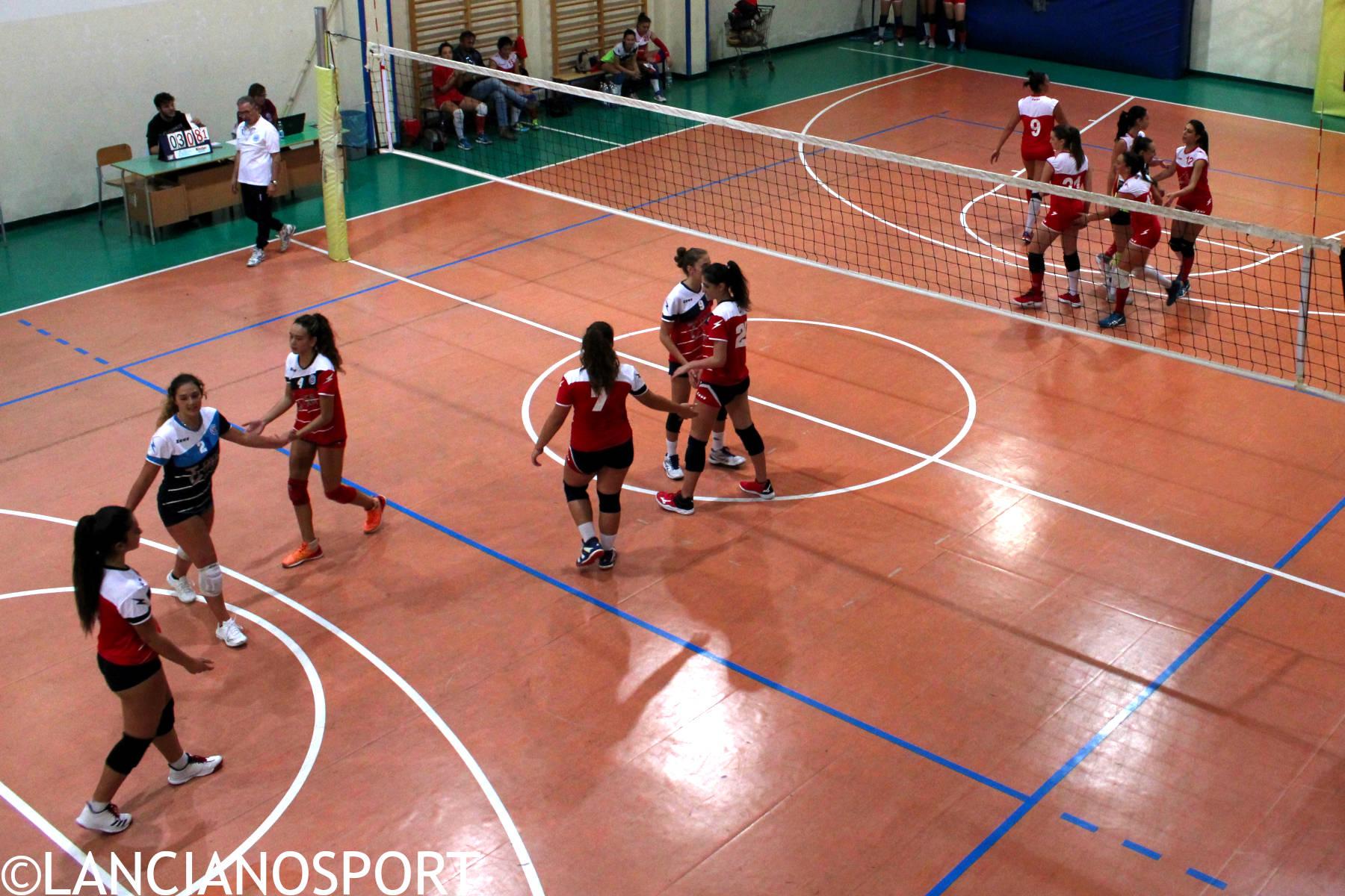 La Volleyball debutta con una sconfitta, Cedas supera Crecchio