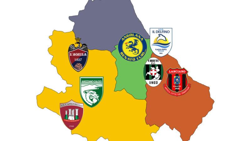 L'Abruzzo aspetta la deroga per l'Eccellenza a sette. Il via l'11 aprile?