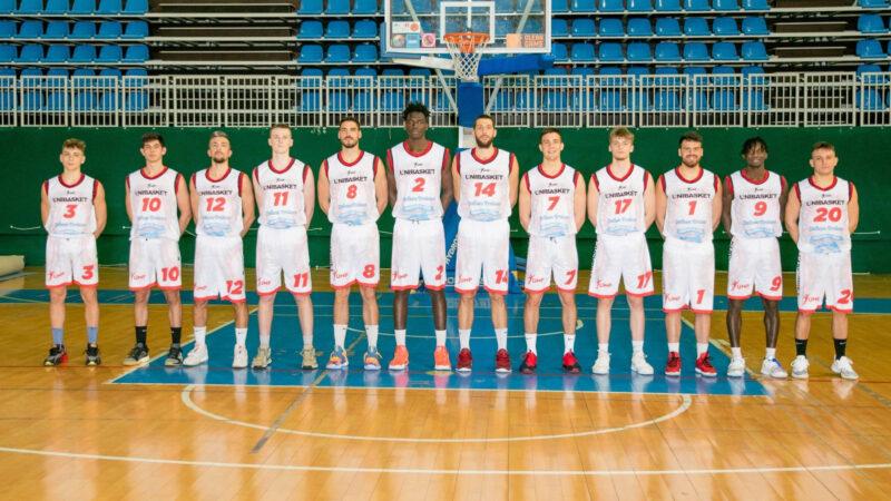 L'Unibasket torna in campo: ripartono C Silver e C Gold