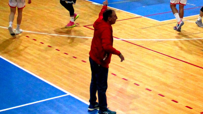 Coach Di Tommaso: «Vittoria dedicata alla società»
