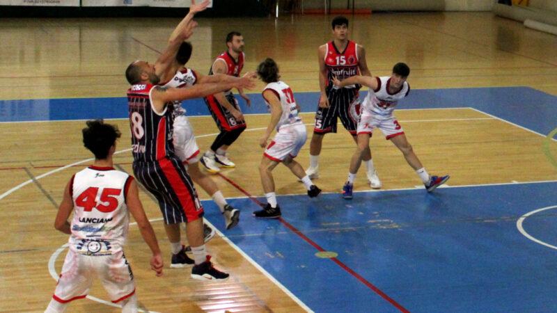 Unibasket sconfitta al debutto in C Silver: a Lanciano passa la Torre Spes 📸