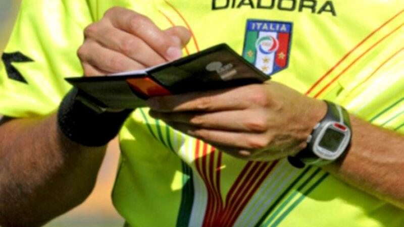 Arbitro campano per Chieti-Lanciano
