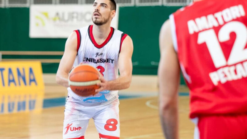 Unibasket, per chiudere in bellezza l'andata c'è l'ostacolo Pescara Basket