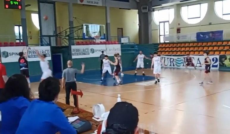 C Silver, Unibasket sconfitta a Isernia